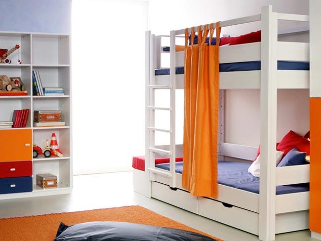 Дизайн детской комнаты из детсва