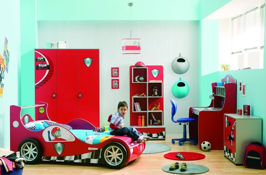 Дизайн детской для мальчика дошкольного возраста