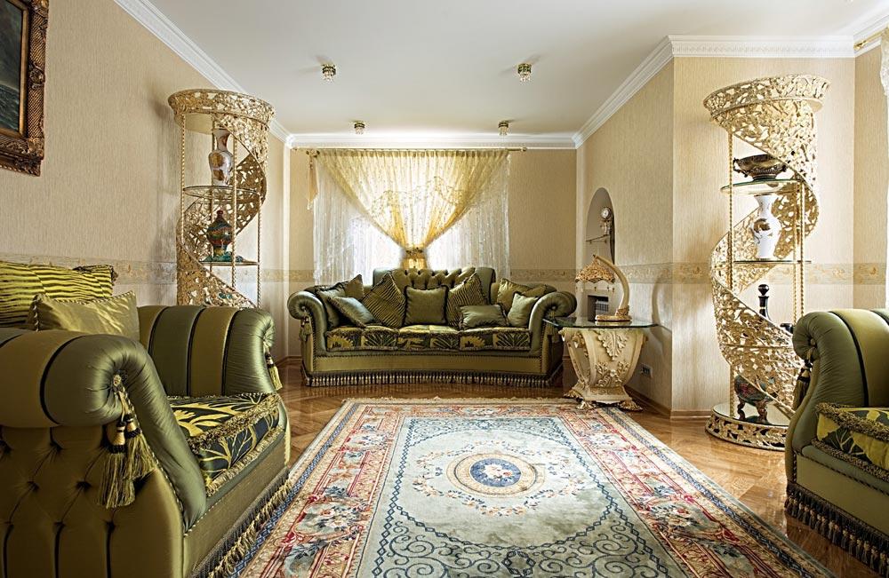 Дизайн интерьера комнаты в 16 кв. м.