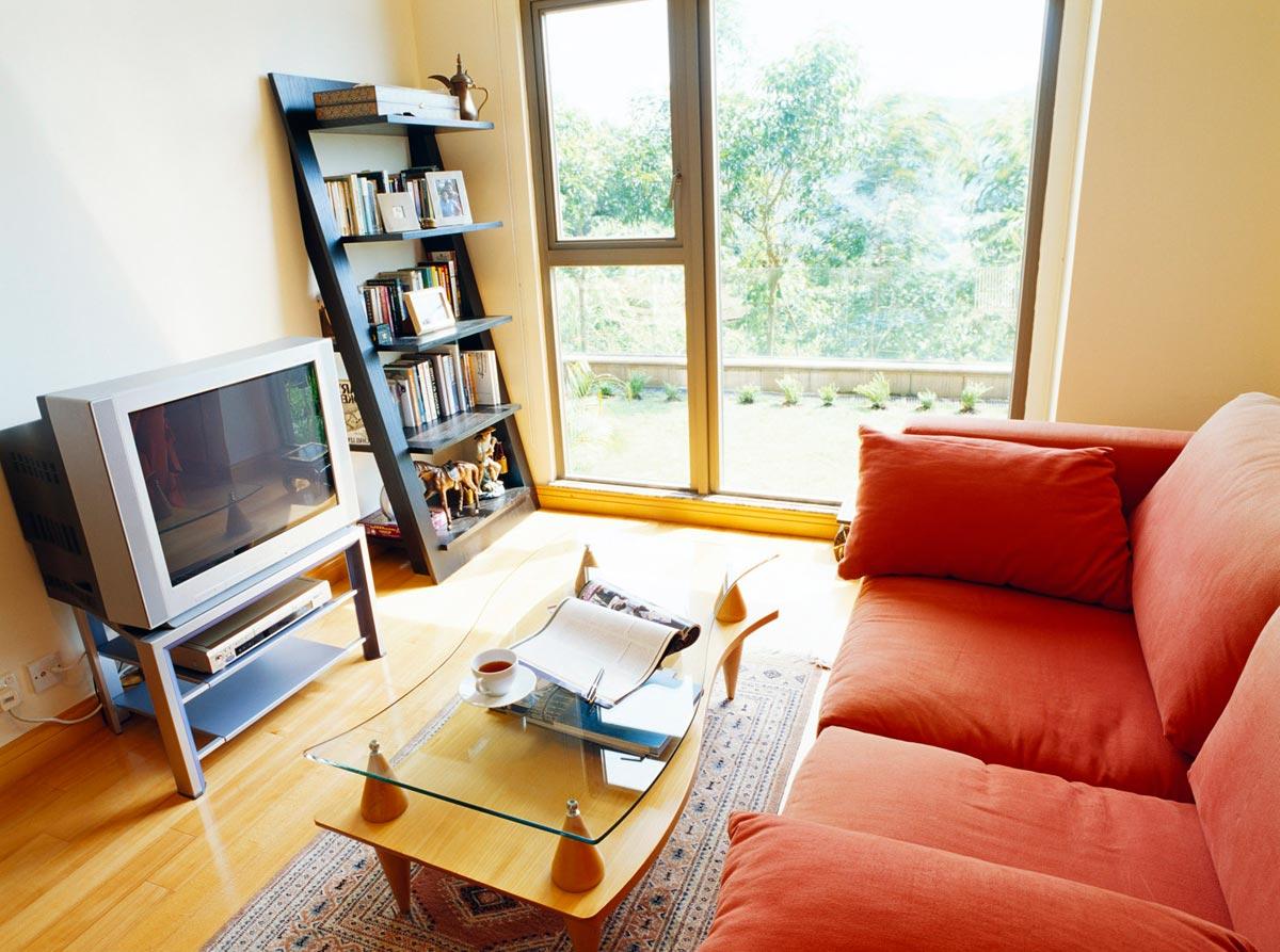 Интерьер квартиры студии