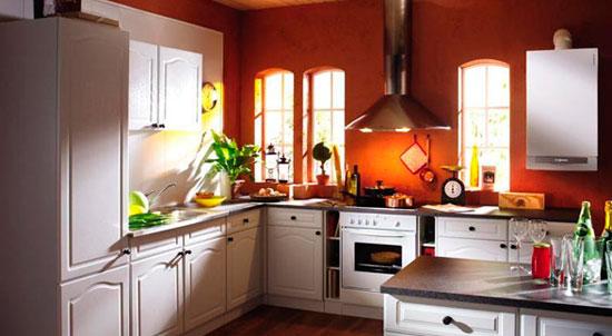 Дизайн кухни выполненной на заказ