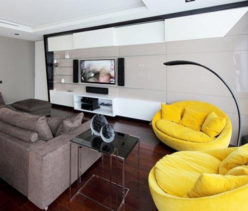 Дизайн небольшой комнаты в панельном доме