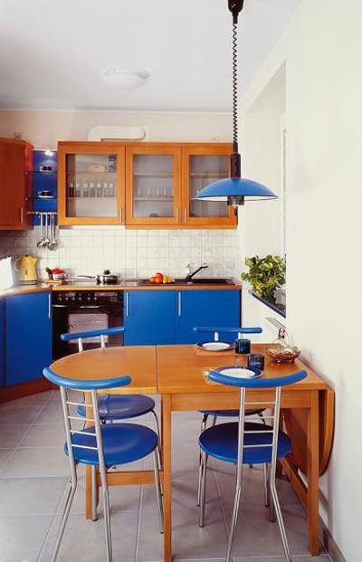 Дизайн небольшой кухни в хрущевке