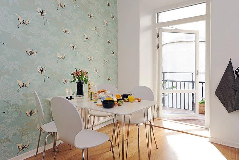 Греческий стиль в интерьере двухкомнатной квартиры