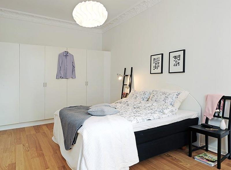 Спальня в дизайне интерьера двухкомнатной квартиры