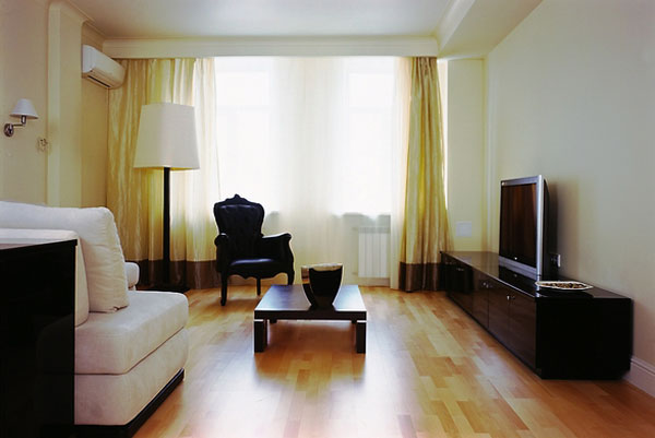 Интерьер дизайна прихожей в квартире