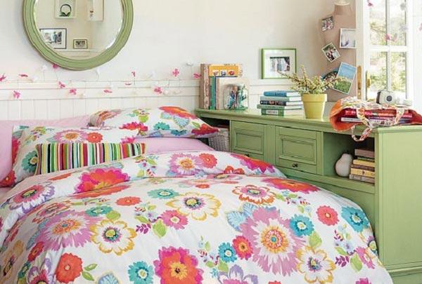 Цветная гамма в интерьере дизайна спальни