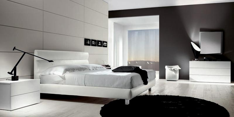 Современный дизайн спальной комнаты для ребенка