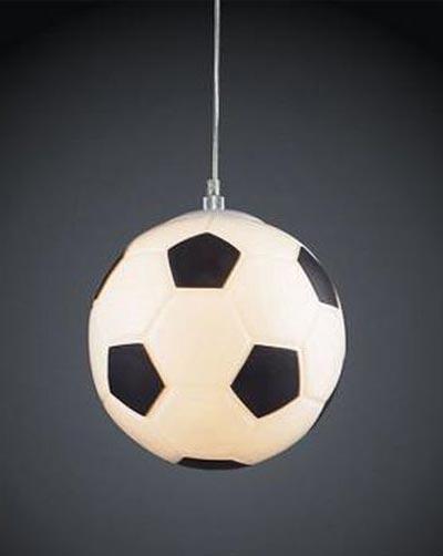 Лампа в виде мяча