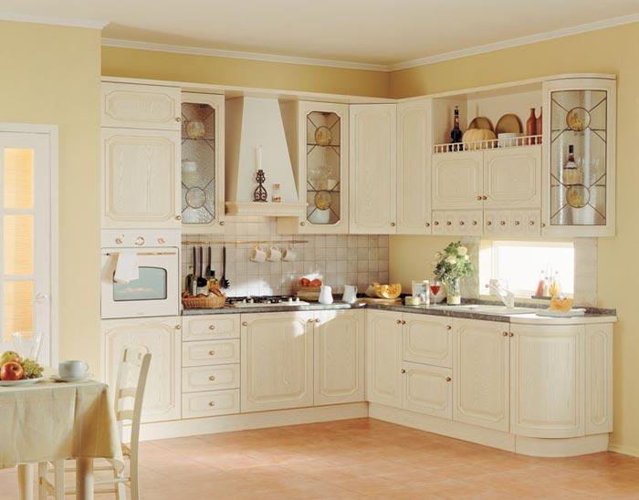 как выглядит классический дизайн кухни