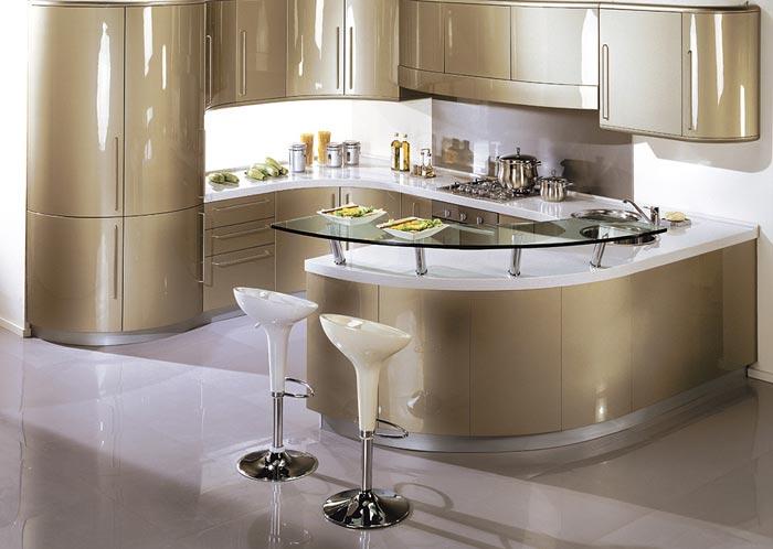 Стиль кантри в дизайне кухни