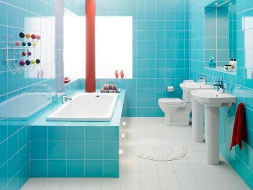 Дизайн ванной комнаты с совмещенным санузлом