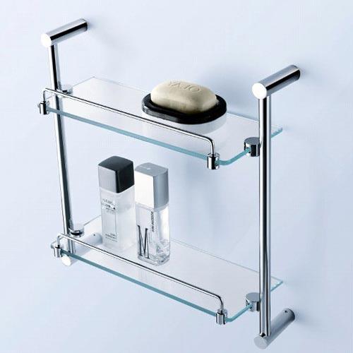 Дизайн прозрачной подвесной полки