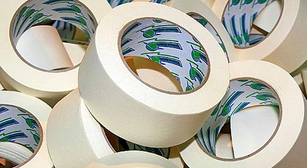 Бумажный скотч, как он выглядит