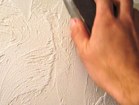Главное чтобы рисунок на стене оставался виден