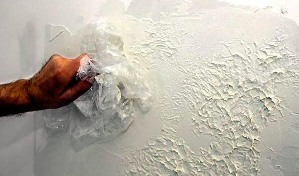 Как сделать декоративную штукатурку своими руками для ванной