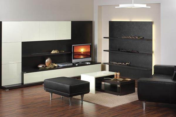 Пример дизайн интерьера квартиры