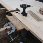 Укладка деревянного пола