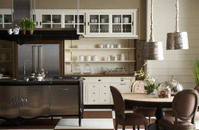 Элементы дизайна для кухни
