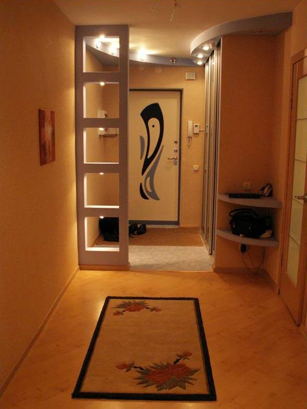 Ремонт прихожей в квартире в панельном