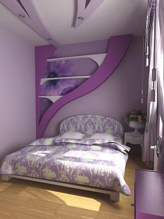 Фото дизайна спальни 8 кв.м