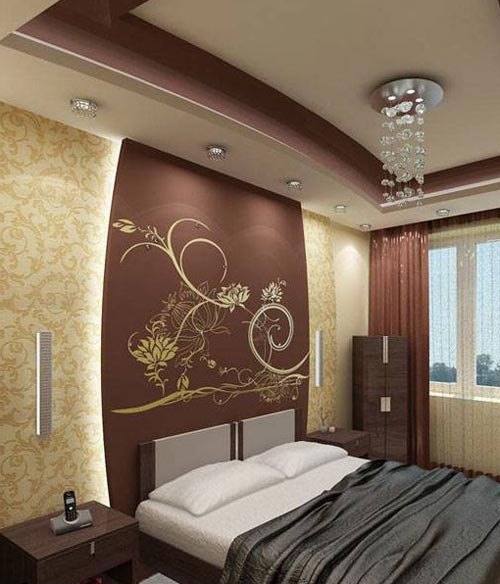 Идеи дизайна спальни 12 кв.м