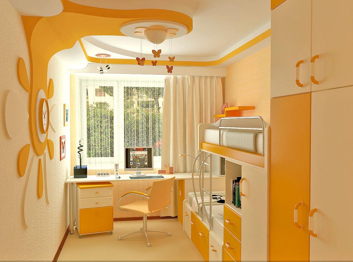 Ремонт детской комнаты для 2 х мальчиков