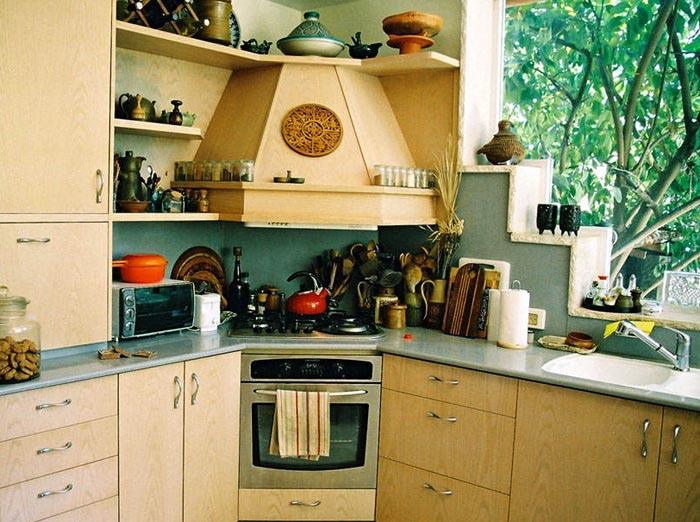 Прям на кухне своими руками