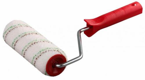инструменты для краски, валик