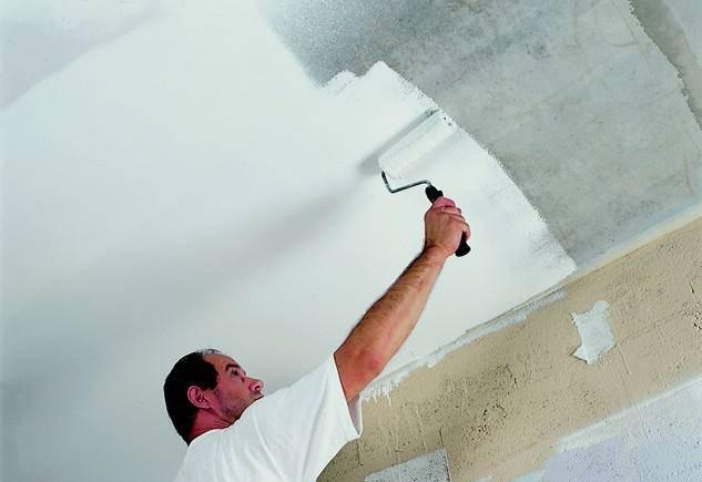 как штукатурить потолок, как сделать ремонт самому