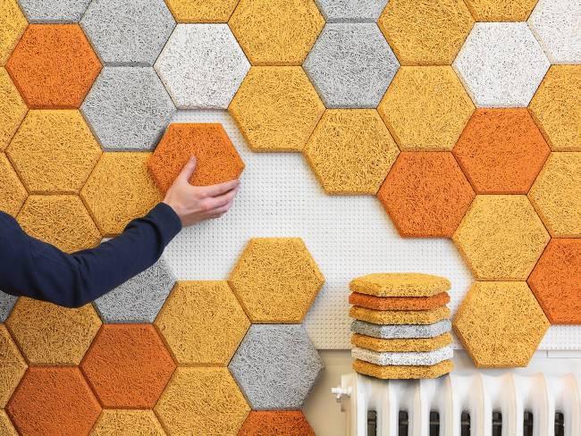 отделка стен, облицовка стен искусственным камнем, искусственный камень