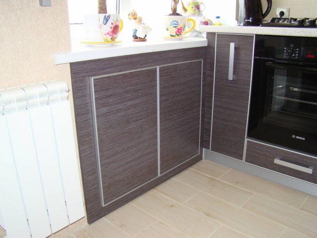 Улучшенный хрущевский холодильник