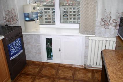 хрущевский холодильник в современном виде