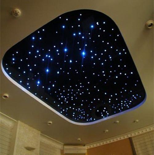 """Потолок """"звездное небо"""" для детской комнаты"""