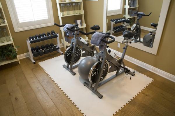 Создание спортзала в доме