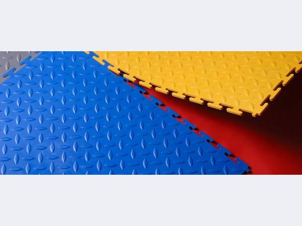 Технология укладки плитки ПВХ