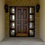 Виды облицовки для стальных входных дверей в квартире