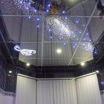 Зеркальный подвесной потолок