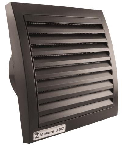 Современный вентилятор для ванной комнаты