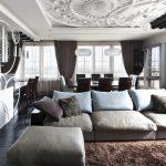 Основные правила обустройства гостиной
