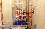 Трубопровод в квартире