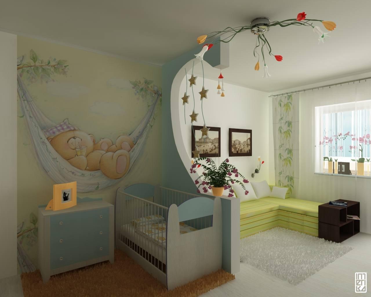 Детская+спальня дизайн