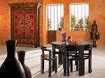 Китайские стол и стулья