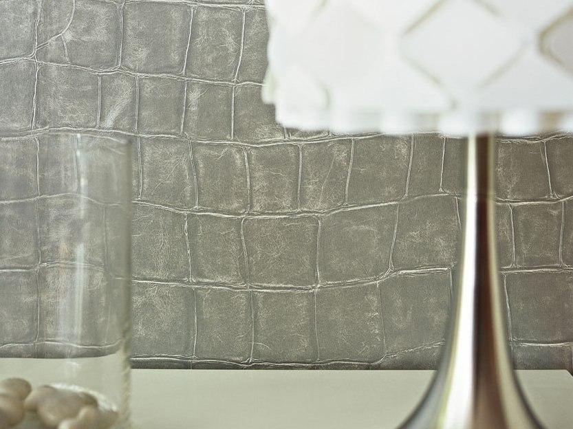 Отделка стен кожей: виды материалов, декор, способы отделки, фото и видео