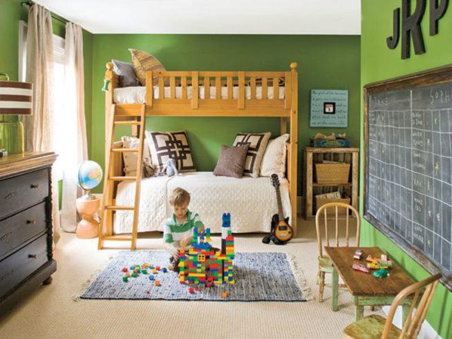 Игровая зона в детской