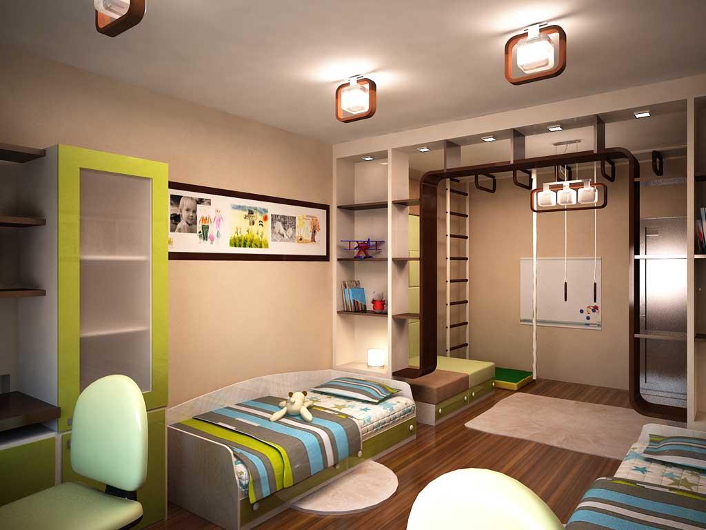Интерьер детской комнаты Как оформить детскую комнату для девочек своими руками