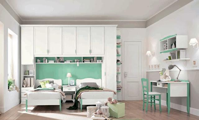 Мебель под общее цветовое решение