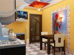 Египетский стиль в оформлении кухни