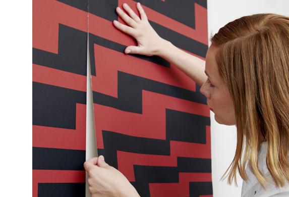 Подгон узора на соседних полотнах при стыковке