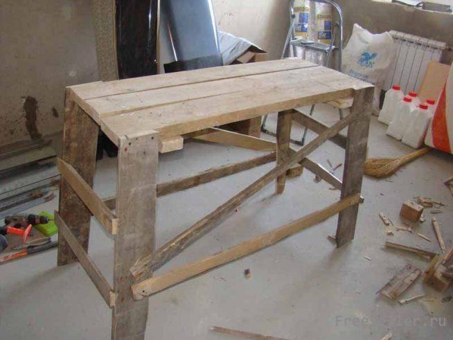 Строительные козлы: незаменимая вещь в ремонте
